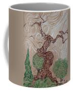 Earthen Tree Coffee Mug