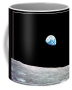 Earthrise Nasa Coffee Mug
