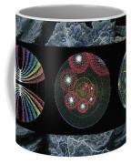 Earth's Beginnings Coffee Mug by Keiko Katsuta