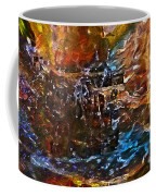 Earthy Abstract Coffee Mug