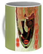Earthy Woman Coffee Mug