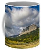 East Flattop Mountain Coffee Mug