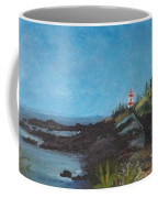 East Quoddy Head Lighthouse Coffee Mug