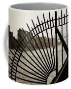 East River Spoke - New York City Coffee Mug