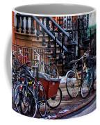 East Village Bicycles Coffee Mug