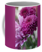 Easter Bouquet Flowers Mums And Dahlia Coffee Mug