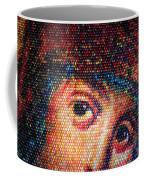 Easter Eggs Mosaic Coffee Mug