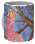 Easter In The Apple Tree Coffee Mug