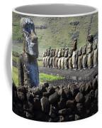 Easter Island 4 Coffee Mug