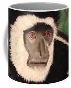 Eastern Colobus Monkey Coffee Mug