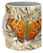 Eastern Comma Coffee Mug