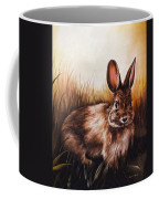 Eastern Cottontail Rabbit Coffee Mug