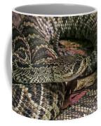 Eastern Diamondback Rattlesnake 1 Coffee Mug