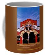 Eastern Market Painted Barn Coffee Mug