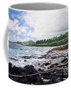 Eastern Shore Of Maui Coffee Mug