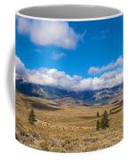 Eastern Sierras 25 Pano Coffee Mug