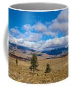 Eastern Sierras 28 Pano Coffee Mug