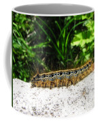 Eastern Tent Caterpillar Coffee Mug