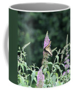 Eastern Tiger Swallowtail Butterfly -  Featured In Wildlife Group Coffee Mug