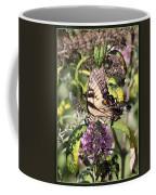 Eastern Tiger Swallowtail - Butterfly Coffee Mug