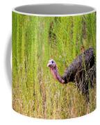 Eastern Wild Turkey - Longbeard Coffee Mug