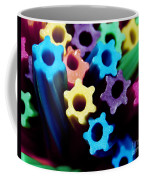 Eat-able Rainbow Coffee Mug