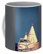Eat And Sleep In A Wigwam Coffee Mug