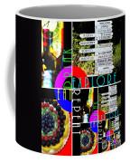 Eat Drink Explore Repeat 20140713 Vertical Coffee Mug