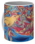 EAT Coffee Mug