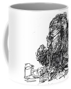 Eater 3 Coffee Mug