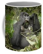 Eating Mountain Gorilla Coffee Mug
