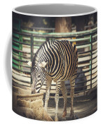Eating Zebra Coffee Mug