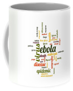 Ebola Coffee Mug