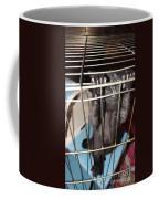 Ebony Hang In There Coffee Mug