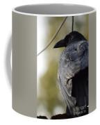 Ebony Shawl Coffee Mug