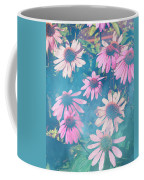 Echinacea Flowers Coffee Mug