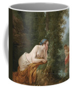 Echo And Narcissus Coffee Mug