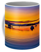 Echo Bay Sunset Coffee Mug