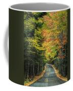 Echo Lake Road Coffee Mug