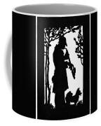 Eckstein Man And Dog Coffee Mug