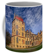 Eclectic Castle Coffee Mug by Susan Candelario
