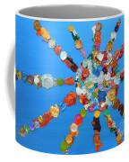 Eclectic Sun Coffee Mug