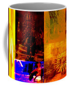 Eclectic Things Collage Coffee Mug