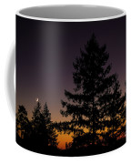 Eclipse In Yosemite Coffee Mug