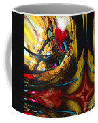 Ecstasy In Leather And Pearl Coffee Mug