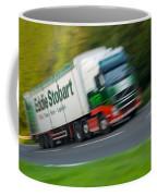 Eddie Stobart Lorry Coffee Mug