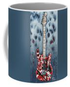 Eddie's Frankenstrat Coffee Mug