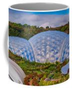 Eden Project Biomes Coffee Mug