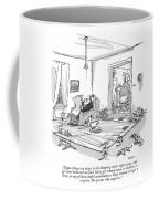 Edgar, Please Run Down To The Shopping Center Coffee Mug