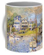 Edgartown  Martha's Vineyard Coffee Mug by Colin Campbell Cooper